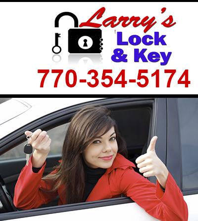 automotive locksmith McDonough GA