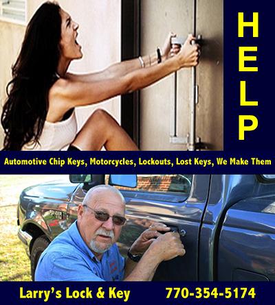 emergency locksmith McDonough GA
