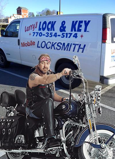 motorcycle locksmith services griffin ga